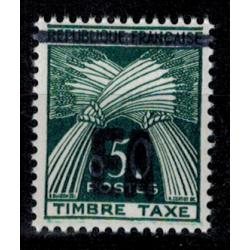 Algerie N° TA57 N**