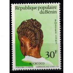 BENIN N° 581 N**