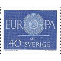 Suède N° 0454 N**