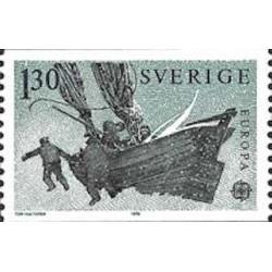 Suède N° 1040 N**