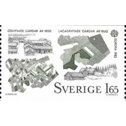 Suède N° 1169 N**