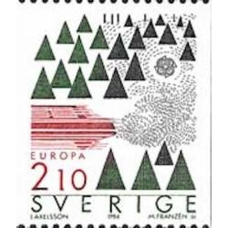 Suède N° 1377 N**