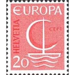 Suisse N° 0776 N**
