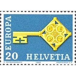 Suisse N° 0806 N**