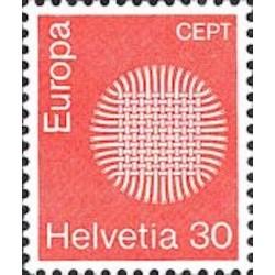 Suisse N° 0855 N**
