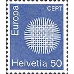 Suisse N° 0856 N**