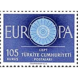 Turquie N° 1568 N**