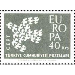 Turquie N° 1600 N**
