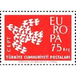 Turquie N° 1601 N**