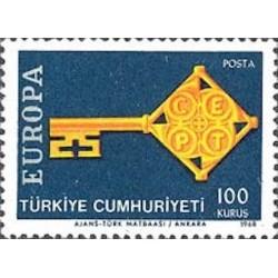 Turquie N° 1868 N**