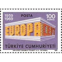 Turquie N° 1891 N**