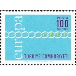 Turquie N° 1981 N**