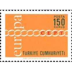 Turquie N° 1982 N**