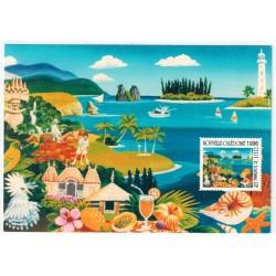 Nov Cal Carte postale  N° 02 N **