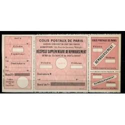 Colis Paris pour Paris N° 052