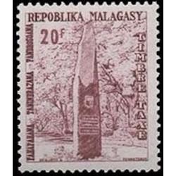 Madagascar N° TA47 Neuf *