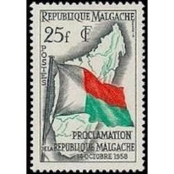 Madagascar N° 0339 Neuf **