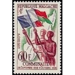 Madagascar N° 0340 Neuf **