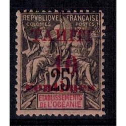 Tahiti N° 031 Obli