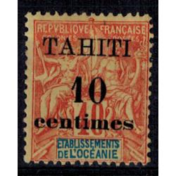 Tahiti N° 032 Obli