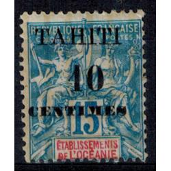 Tahiti N° 033 Obli