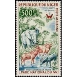 Niger N° PA 018 Neuf *