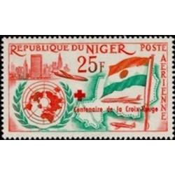 Niger N° PA 028 Neuf *