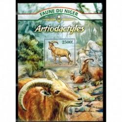 Niger Bloc N° 130 Neuf **