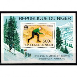 Niger Bloc N° 013 Neuf *
