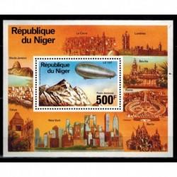Niger Bloc N° 015 Neuf *