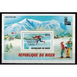 Niger Bloc N° 029 Neuf **