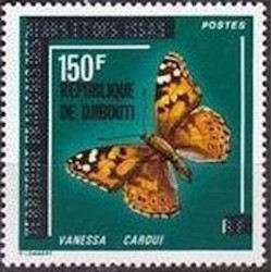 Djibouti N° 0455 Neuf **