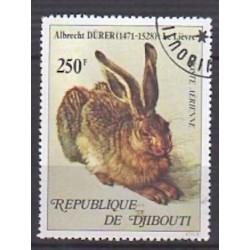 Djibouti N° PA 126 Neuf **