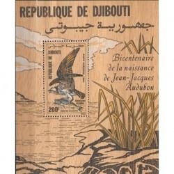 Djibouti Bloc N° 004 Neuf **