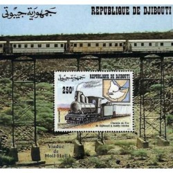 Djibouti Bloc N° 008 Neuf **