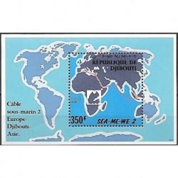 Djibouti Bloc N° 010 Neuf **