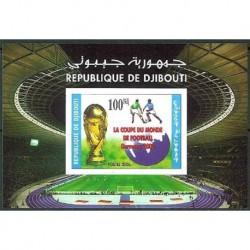 Djibouti Bloc N° 021 Neuf **