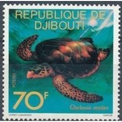 Djibouti N° 0466 Neuf *