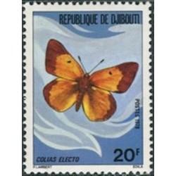 Djibouti N° 0478 Neuf *