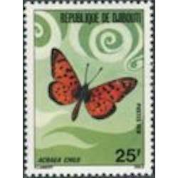 Djibouti N° 0479 Neuf *