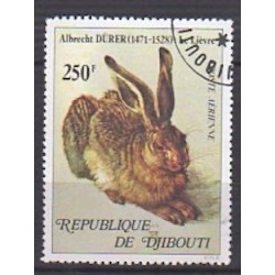 Djibouti N° PA 126 Neuf *