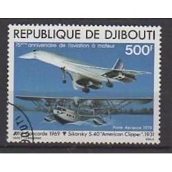Djibouti N° PA 132 Neuf *