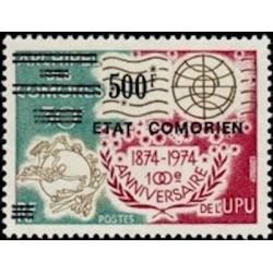 Comores N° 0129 N*