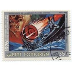 Comores N° 0165 N*