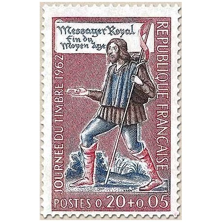 France N° 1332 Neuf **