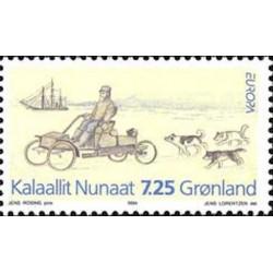 Groenland N° 0234 N**