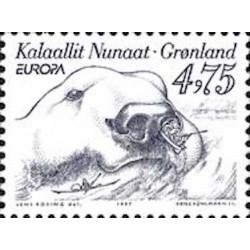 Groenland N° 0288 N**