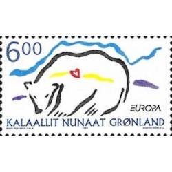 Groenland N° 0315 N**