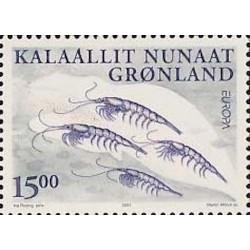 Groenland N° 0345 N**