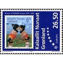 Groenland N° 0437 N**